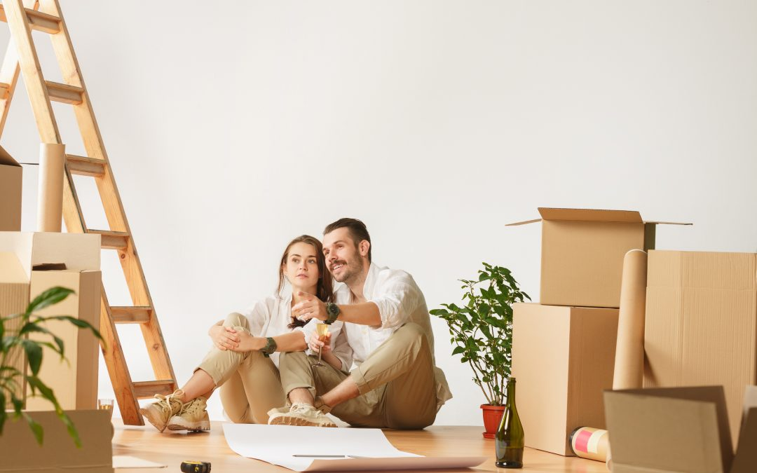 5 C's For First Time Home Buyers
